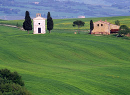 Torus in Tuscany and Umbria